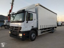 Camion Mercedes Actros 1832 cu prelata si obloane second-hand