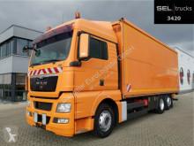 камион MAN TGX 26.400 6x2-2 BL / Lenk-liftachse / Sterzante