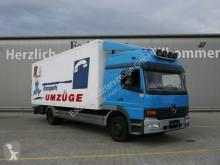 vrachtwagen Mercedes 1223 L, 4x2, LBW, Klima, Blatt-Luft, AHK