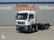 Camion MAN TGA 26.390 6x2-2 LL, LX Kabine, PMK2, Intarder telaio usato