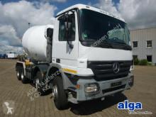 camion Mercedes 3236 B Actros 8x4, Liebherr 9m³, wenig KM, TOP
