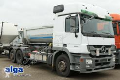camion Mercedes 2541 L Actros 6x2, Falt LBW, Voith Retarder, ADR