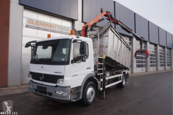 Used tipper truck Mercedes Atego 1629