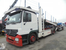 Camion porte voitures occasion Mercedes Actros 2536