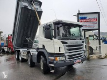 Used construction dump truck Scania P 410
