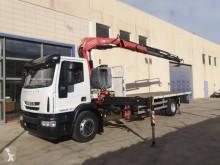 Camion cassone standard usato Iveco Eurocargo 180 E 28