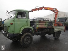 Used timber truck Renault TRM 4000