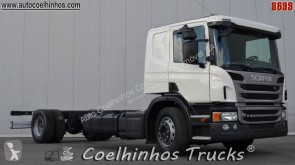 Scania P 410 truck used chassis