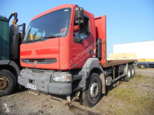 Camion plateau standard occasion Renault Kerax 420 DCI