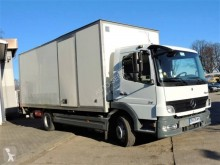 Camion fourgon occasion Mercedes Atego 818
