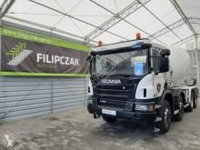 Camion Scania P 360 béton toupie / Malaxeur occasion