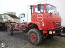 Gebrauchter LKW Fahrgestell Renault TRM 4000