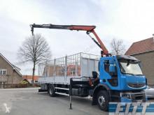 camion Renault Lander 310 - Palfinger 12tm kraan - 312500 km - ZF8