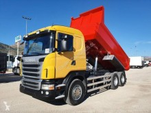 Scania G 360 truck used tipper