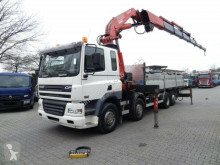 camion DAF CF85 430 8X2 FASSI F600