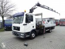 camion MAN TGL 12.180 HIAB 088 bis 18 Meter