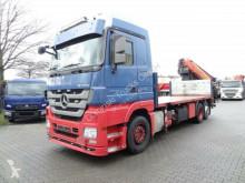camion Mercedes ACTROS 2541 6X2 PALFINGER PK29002 bis 27 Meter
