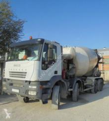 Iveco CAMION HORMIGONERA IVECO 380 8X4 2007 10M3 truck used concrete mixer