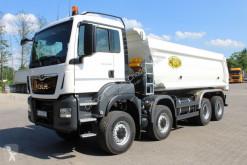 Camión volquete MAN TGS 41.460 8x6 BB Meiller-Kipper
