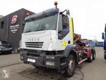 Camion porte containers Iveco Trakker 480