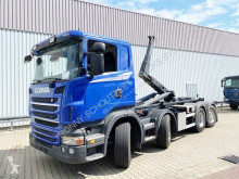 Camion Scania R480 LB 8x2-6 MNA R480 LB 8x2-6 MNA, Retarder, Lenk-/Liftachse polybenne occasion