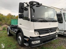 Mercedes hook lift truck Atego 1218