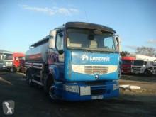 Camion Renault Premium 410.18 cisterna idrocarburi usato