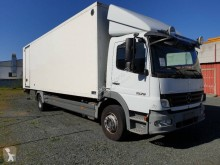 Used box truck Mercedes Atego 1529