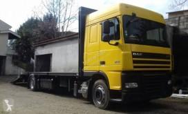Camion DAF XF105 105.410 transport utilaje second-hand