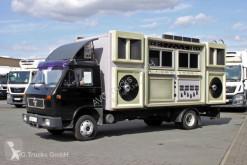 Ciężarówka sklep używana MAN 8.150 FL *Ghettoblaster* auch zu vermieten !