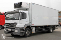Mercedes Axor 1829 L 7,38 m LBW 2 t Trennwand ATP truck used refrigerated