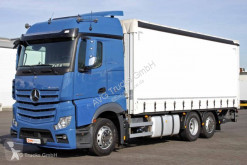Mercedes tarp truck Actros 2542 L Euro 6 Schiebeplane Retarder LBW