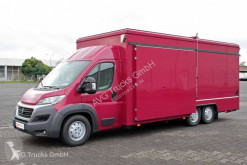 Camion Fiat Ducato Borco-Höhns-Verkaufsmobil magasin occasion