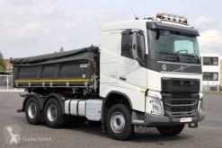 Camion benne occasion Volvo FH500 6X4 Liftbare Antriebsachse Bordmatik Liege