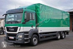 Camion MAN TGS 26.400 Euro 6 Lenkachse 7,85 m LBW 2,5 t fourgon occasion