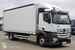 camion Mercedes 1833 L Schiebeplane Edscha Retarder Liege LBW