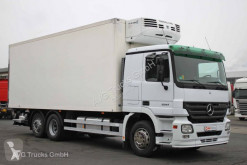 camion Mercedes 2541 L 6X2 Tiefkühl Thermo-King LBW Rohrbahnen