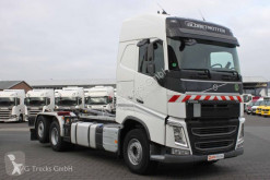 Camion Volvo FH 460 6X2 Lenkachse Meiller RK 20.70 I-ParkCool polybenne occasion