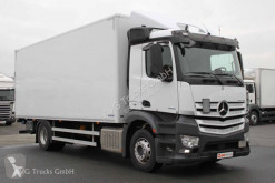 Camión furgón Mercedes Antos 1833 L 7,3 m Koffer LBW Liege Retarder