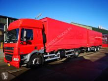 camión remolque DAF