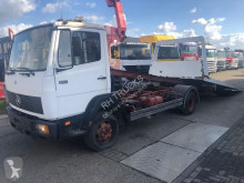 Mercedes 817 truck used car carrier
