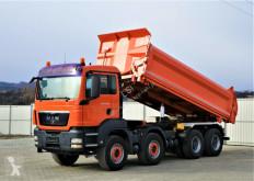 camion MAN TGS 41.400 Kipper+Bordmatic* 8x4 *Topzustand!