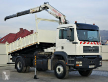 Kamion korba MAN TG 310 A Kipper 4,50m+Bordmatic/Kran*4x2!