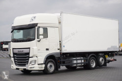 ciężarówka DAF - 105.460 / E 6 / CHŁODNIA + WINDA / BDF / AGREGAT