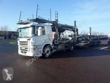 camion porte voitures Scania