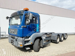 Camión MAN TGA 35.480 8x4-4 BL 35.480 8x4-4 BL, Lift-/Lenkachse chasis usado