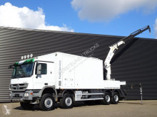 Camion plateau occasion Mercedes Actros