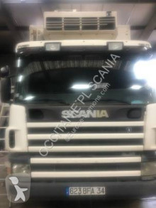 Scania P114 truck used refrigerated