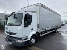 Kamion Renault Midlum 180 DXI posuvné závěsy použitý