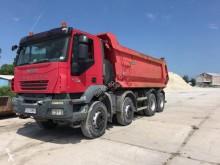 Kamyon damper ikinci el araç Iveco Trakker 410